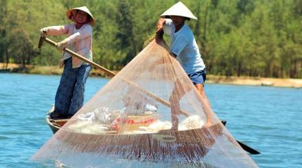 Sur les traces des pécheurs de Tam Giang