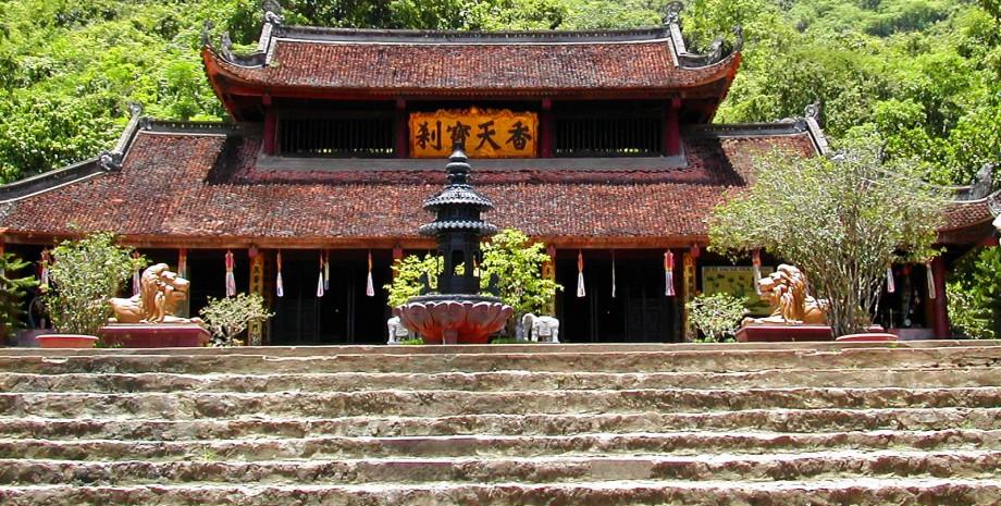 Escapade à la pagode des parfums