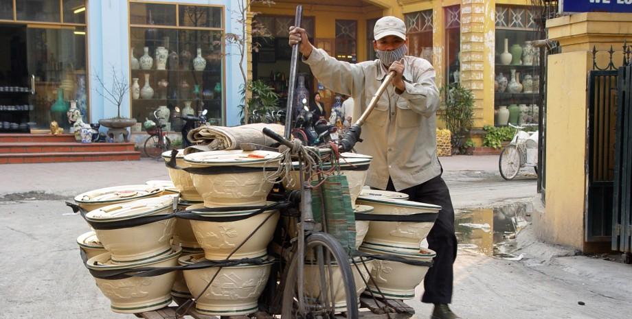 Excursion aux villages d'artisans