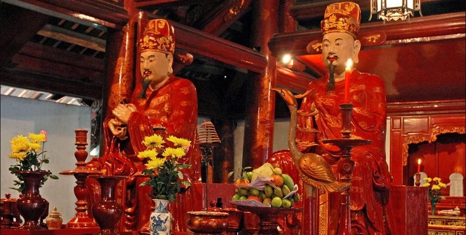 Village de Duong Lam et spectacle de marionnettes