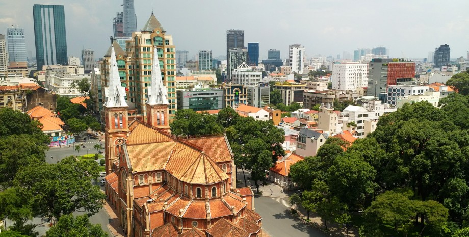 Visite d'Ho Chi Minh
