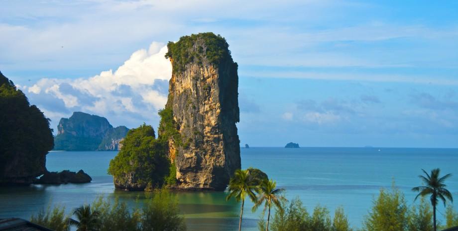 Croisière et activités à Krabi