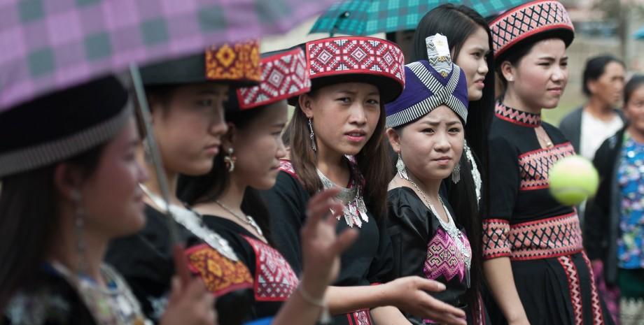 Village Hmong et jardin botanique