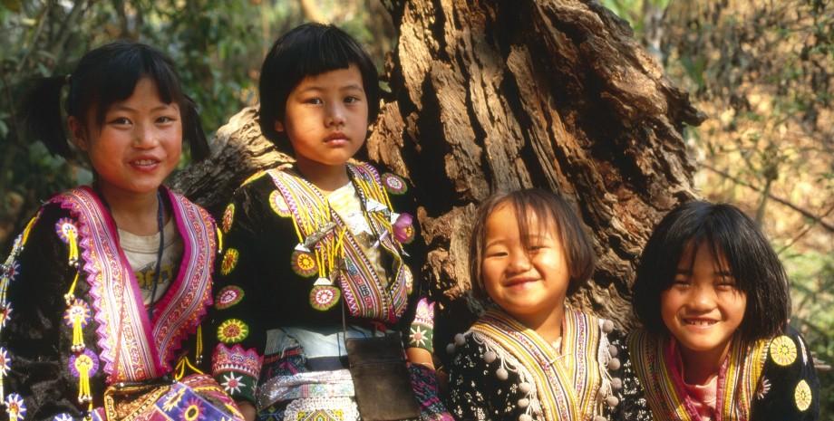 A la rencontre des tribus montagnardes