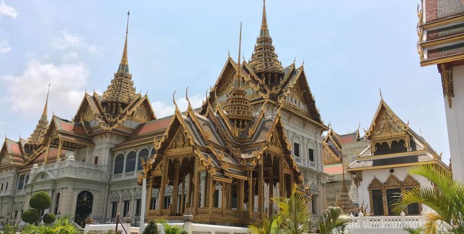 Temples et Grand Palace à Bangkok