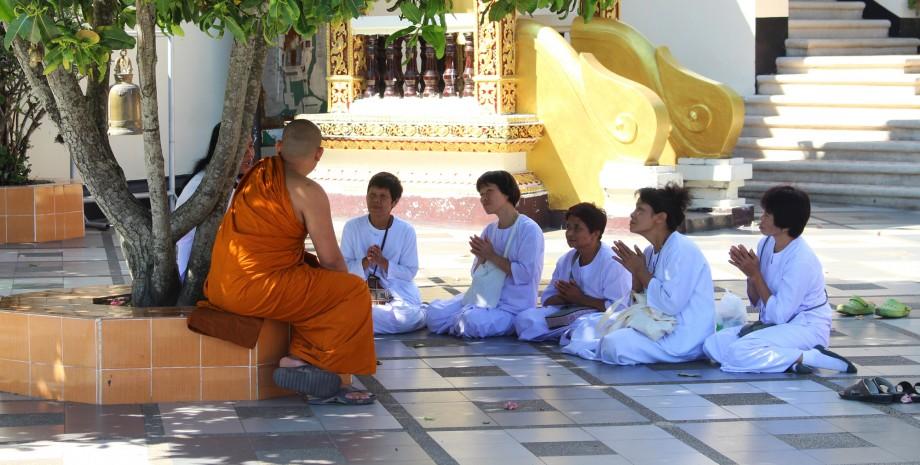 Traditions et culture Thaï