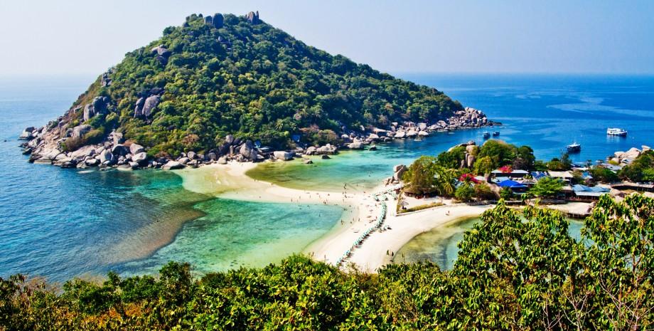 Snorkeling et farniente à Koh Tao