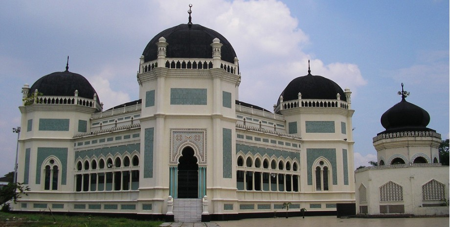Visite de Medan