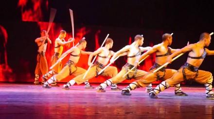 Spectacle de Kung-Fu
