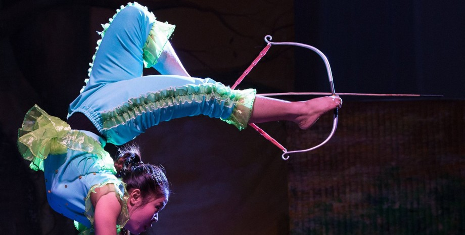 Spectacle : Phare, the cambodian circus show