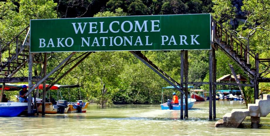 Journée au parc national de Bako