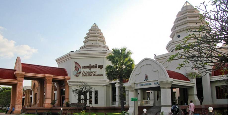 Musée national d'Angkor