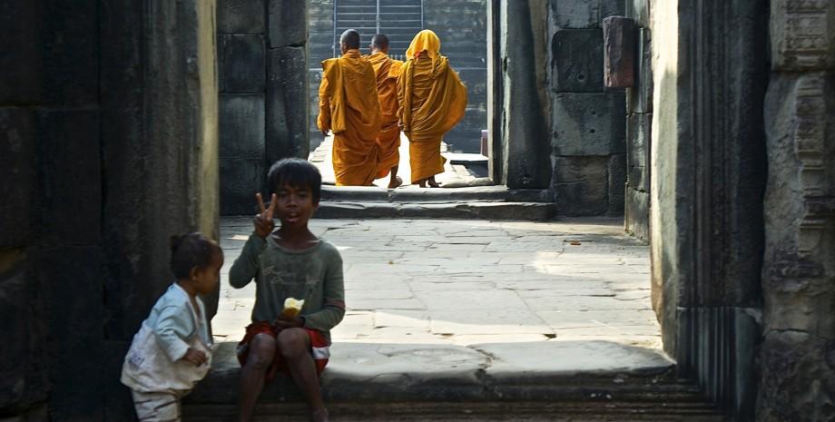 Journée à Angkor