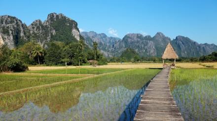 Discover Vang Vieng