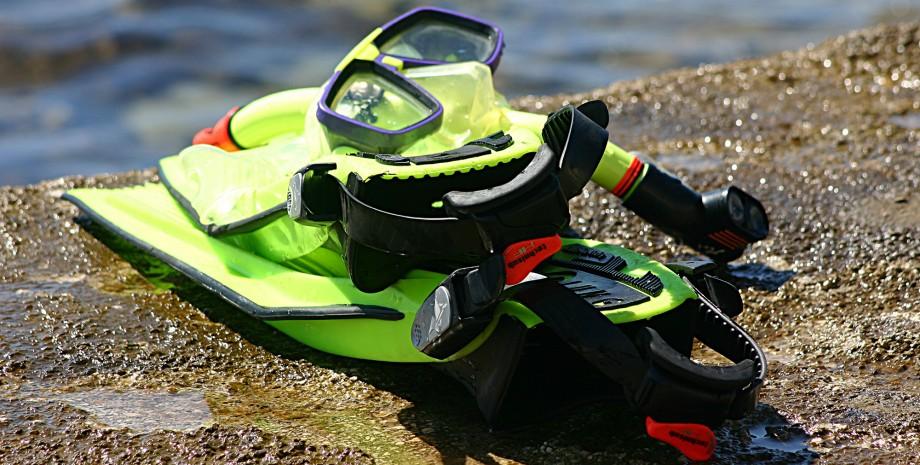 Snorkeling sur l'épave Liberty
