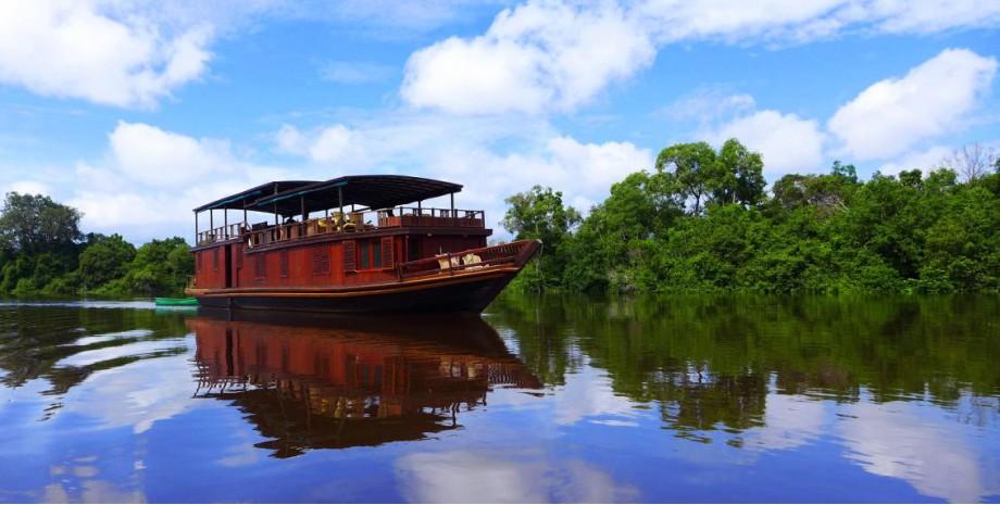 Croisière à Bornéo – 4 jours – option 1