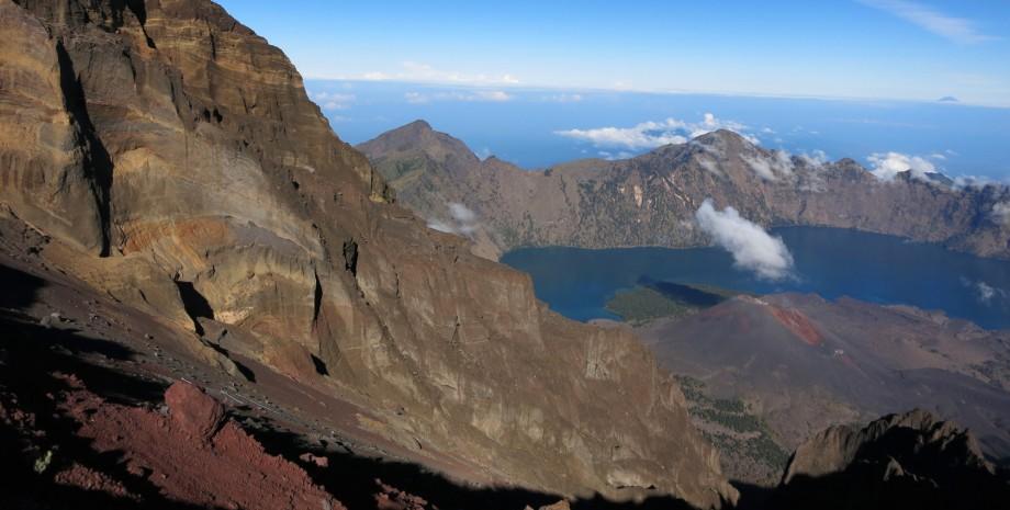 Ascension du mont Rinjani – 3 jours