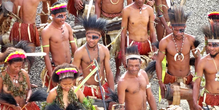Découverte de la Papouasie