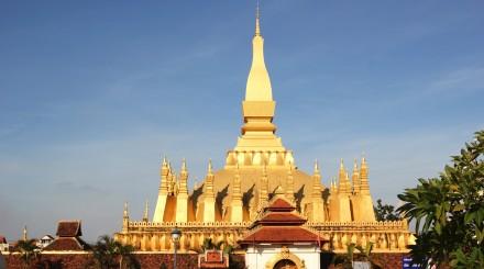 Visite de Vientiane