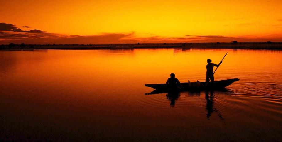 Croisière sur le delta du Mékong
