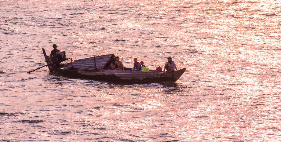 Croisière VIP en bassac sur le delta du Mékong
